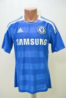 CHELSEA 2011/2012 HOME  FOOTBALL SHIRT JERSEY ADIDAS SIZE S ADULT