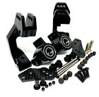 HB Racing E819RS - FRONT HUBS caster blocks steering pins D819 204645
