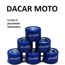 242.081 POLINI RODILLOS 19X15,5 G. 6,3 APRILIA SR R-FACTORY Motor Piaggio 2T H2O