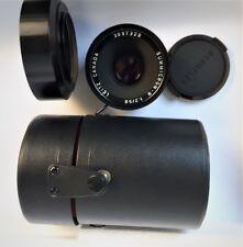 Hochwertiges Objektiv Leica Canada  mit Summicron-R 1:2/50 mm für Leica R