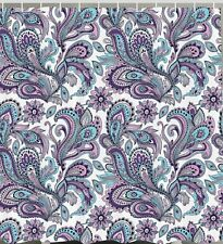 Paisley Contemporary Shower Curtains | eBay