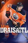 LEON DRAISAITL - EDMONTON OILERS POSTER - 22x34 - NHL HOCKEY 16311