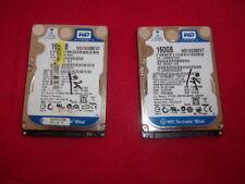 disco duro 160GB 2.5 SATA WESTERN DIGITAL WD1600BEVT