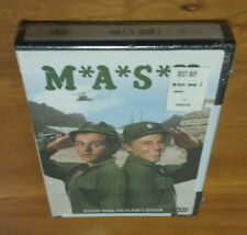 MASH: The Complete Third Season (DVD, Collector's Edition) 3 tv show series NEW