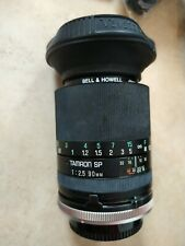 Tamron Adaptall 2 f2.5 90mm SP Macro TELE MAKRO Lens Canon MOUNT
