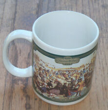 Vintage Currier and Ives Coffee Mug Tea Cup Central Park Winter 1862