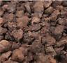 Craft Supplies - Brown Cork Chunks - Lg 1oz Jar - Terra Textures - 311-0056
