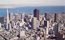 California: San Francisco - Financial District - Unposted c. 1960's