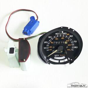 1981 Trans Am 80 mph Speedometer Speedo Sensor Buffer Trip Firebird Formula 81