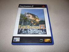 Lake Masters EX (Sony PlayStation 2, 2002)