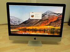 """Apple iMac 27"""" 3.4GHz i7 (Mitte 2011) 8GB 250GB SSD AMD Radeon HD 6970M mit 2GB"""