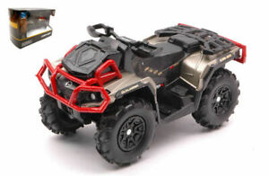 Model motorcycle New Ray Outlander Xmr 1000R Can-Am Scale 1:20 vehicles