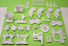 Plastiche Mendel I2 - PLA - Prusa Reprap 3D printer - frame - hardware I2