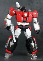 Pre-order Transformers Toy Generation GT-11 Redbull G1 Sideswipe Bull version