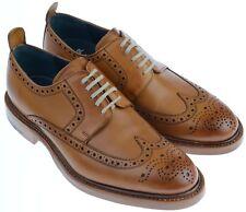 Gentleman's Full English Derby Barker Bailey Cedar Calf UK Size 7 F Fitting