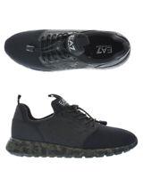 Emporio Armani Ea7 Shoes Sneaker Man Black X8X009XK009 N140 Sz.6 MAKE OFFER