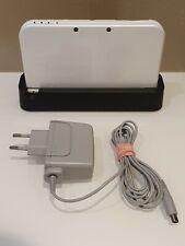 New Nintendo 3DS XL Weiss mit offizieller Ladestation