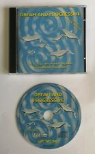 VARIOUS  - DREAM AND PROGRESSIVE CD ZYX ***Unplayed*** DJDado Space Blaster