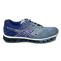Asics Gel Quantum 180 Running Shoes Womens Size 9.5 9 1/2 Blue Sneakers T6G7N