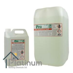 ProBor 10.1 BORON Woodworm Treatment & Dry Rot Killer | Timber Wood Preservative