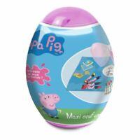 Peppa Pig Maxi Creative Huevo Con Creative Accesorios Set (CPEP119)