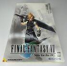 Big Box Final Fantasy Vii 7 Complete Pc Computer Game Version Rare Eidos