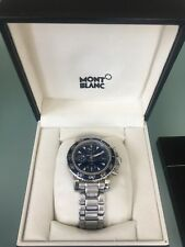 montblanc automatic mens watch