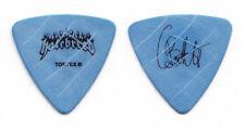 Hatebreed Chris Beattie Signature Blue Bass Guitar Pick - 2006 Tour