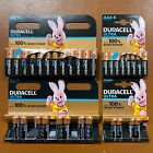 DURACELL ULTRA POWER AA & AAA & C ALKALINE BATTERIES  LR03 LR6 LONGEST EXPIRY UK <br/> FAST & FREE DELIVERY✔CHOOSE QUANTITY✔ 100% MORE POWER ✔