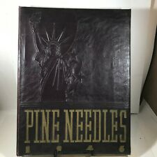 Annual Yearbook UNC Womens College PINE NEEDLES 1946