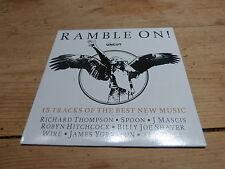 RICHARD THOMPSON - SPOON - J MASCIS - WIRE - ROBYN HITCHCOCK !CD!!!!
