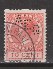 R10 Roltanding 10 used PERFIN AEG Nederland Netherlands Pays Bas syncopated