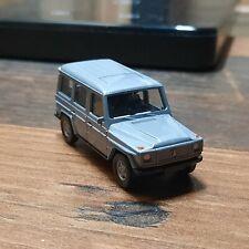 Wiking 1:87 Mercedes Benz Geländewagen silber