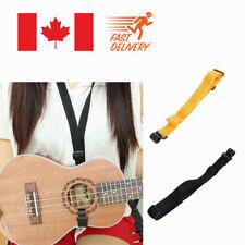 2 Pack Adjustable Ukulele Strap For Ukulele Guitar Mandolin Instrument Hook