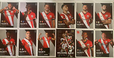 More details for 12 x southampton  home programmes 2020/21 all mint