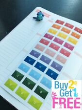 S031--Mail, Message, Letter, Communication Planner Stickers for Erin Condren
