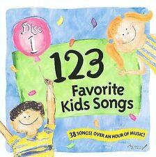 123 Favorite Kids Songs 1, Various Artists, Good