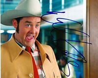 DAVE KOECHNER SIGNED 8X10 PHOTO ANCHORMAN 2 CHAMP KIND AUTHNETIC AUTOGRAPH COA