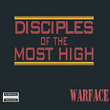 Disciples of the Most High - Warface - CD