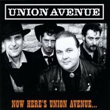UNION AVENUE Now Here's Union Avenue CD - Johnny Cash Style - Rockabilly - NEW