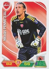 PENNETEAU VALENCIENNES.FC TRADING CARDS ADRENALYN PANINI FOOT 2013