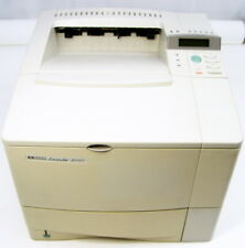 HP LaserJet 4100n Monochrome Laser Printer
