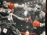 Mike Tyson Autographed Signed 16x20 Photo JSA AUTH
