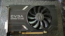 EVGA GeForce GTX 1060 3GB GAMING GPU Single Fan (03G-P4-6160-KR) Samsung Memory