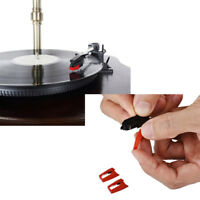 3X Universal Retro Record Player Stylus Turntable Replacement Recorder Needles