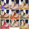Fashion Women's Leather Shoes Casual Slip On Flats Loafers Single Shoes Durable