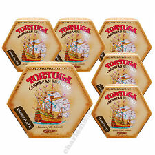 6 PACK Tortuga Caribbean Rum Cake 4 oz Chocolate Flavor Free Priority Shipping