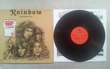 RAINBOW LONG LIVE ROCK N ROLL GERMAN 12 INCH VINYL LP 1978 DIO  BLACKMORE