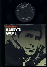 Clannad - Theme from Harry's Game - Strayed Away - 7 Inch Vinyl - ENGLAND