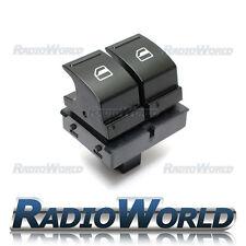 Volkswagen VW Passat Jetta Caddy Electric Window Control 2 Button Driver Switch